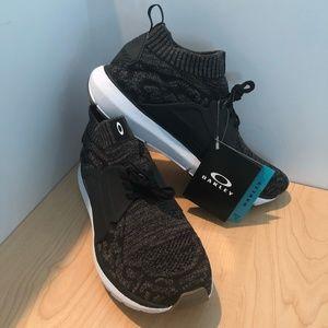 Oakley Stride Running Shoes Black/Gray